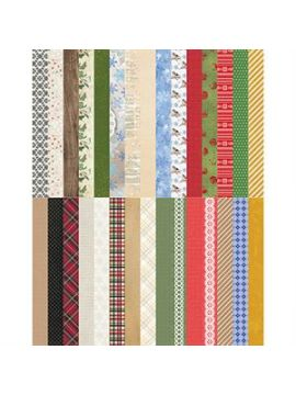 Joyful and Triumphant by Lauren Hinds Pocket Border Strips - Set 30