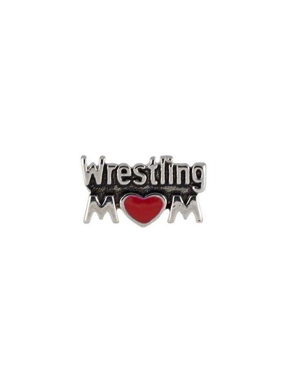 Wrestling Mom Charm