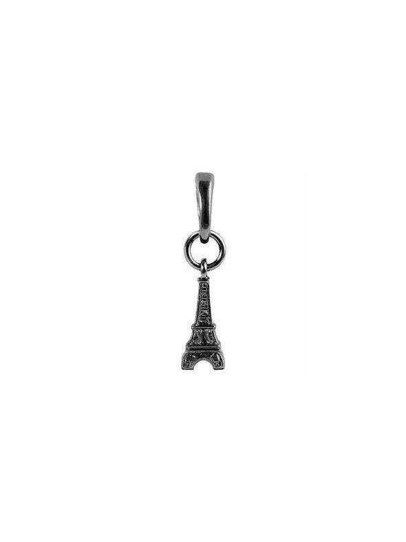 Graphite Eiffel Tower Droplet