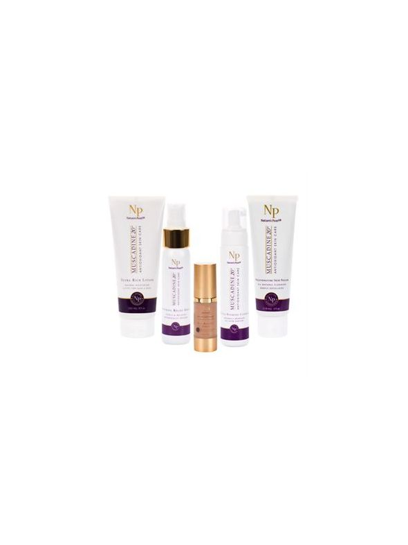 Muscadine 20 Skin Care Collection (5pc)