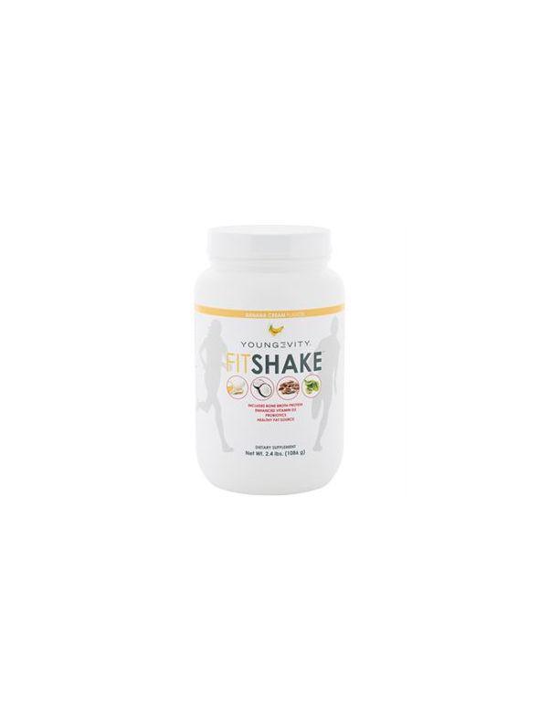 Youngevity FitShake™ Banana Cream 2.4 Lbs.