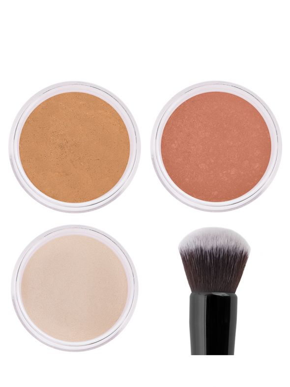 Sunrise Highlighter Trio Kit
