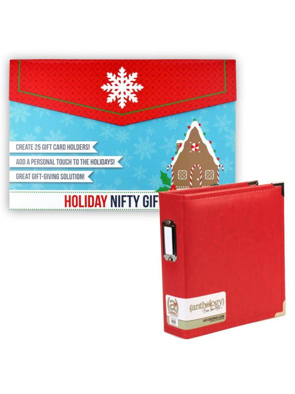 Holiday Nifty Gifties Kit Album Bundle