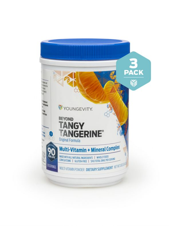 Beyond Tangy Tangerine® -  (3 Pack)