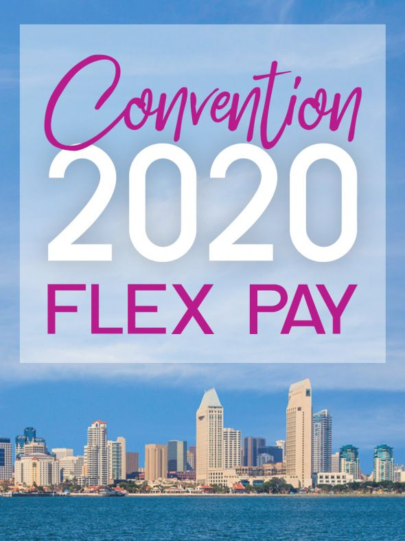 3 Flex Payment Option - 25% Off Special – 2020 Youngevity Convention