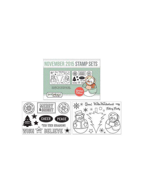 November Stamp Set