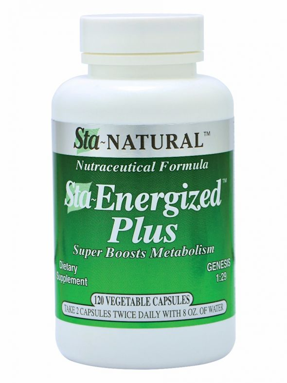 Sta-Energized PLUS™