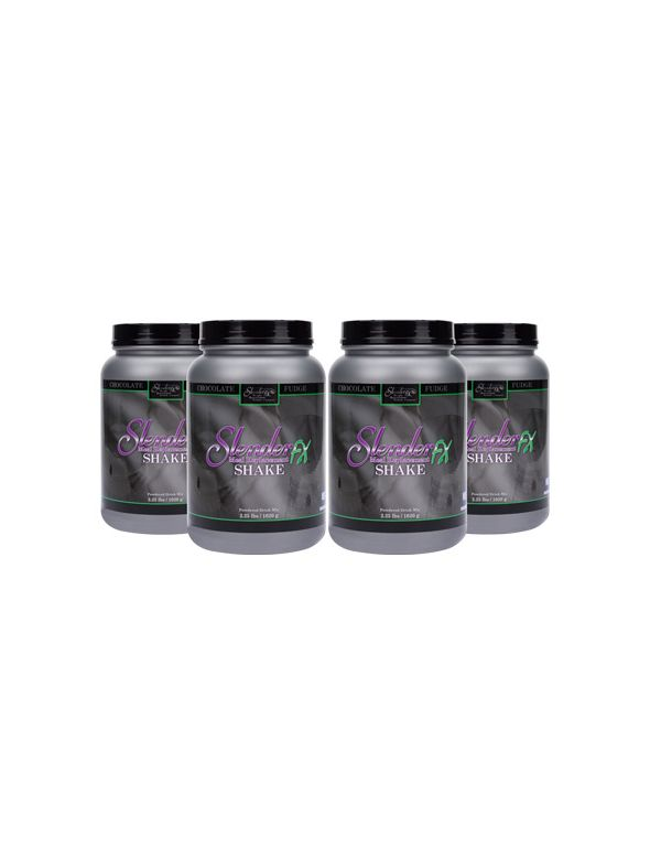 Slender-Fx Shake - Chocolate Fudge (4 Pack)